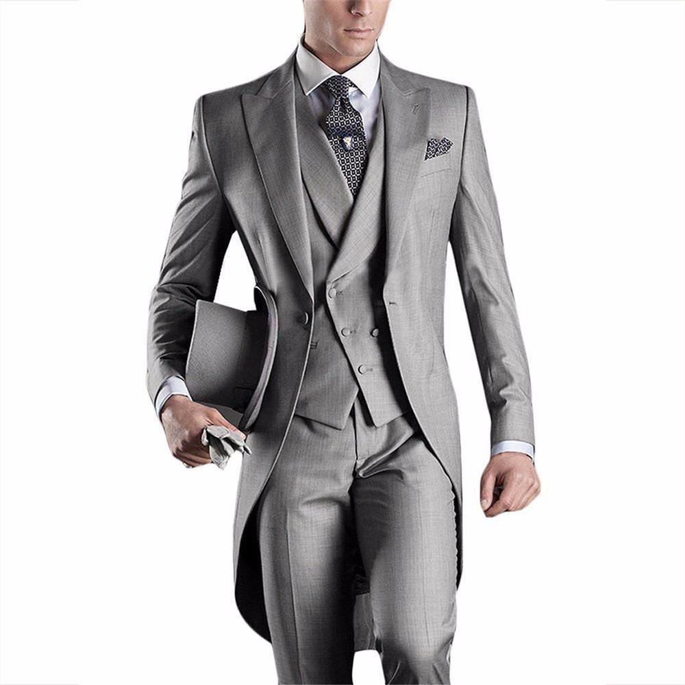 -Jacket-Vest-Pants-Male-Latest-Coat-Pant-Designs-Tuxedos-For-Men-Goom-Grey-Men-Suits