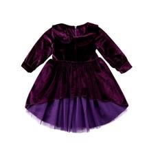 e5bcb759f34d5 Buy velvet dress girls and get free shipping on AliExpress.com