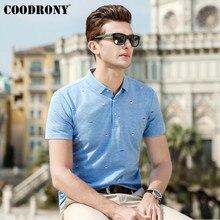 COODRONY Streetwear Casual Cotton Tee Shirts T Shirt Men 2019 New Arrivals Summer Fashion Design Short Sleeve T-Shirt S95066