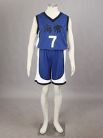 Basketball Team Clothes Cosplay Men Costumer Dress Cool Huangse Ryota Hai Chang University Outfit Hot Sale