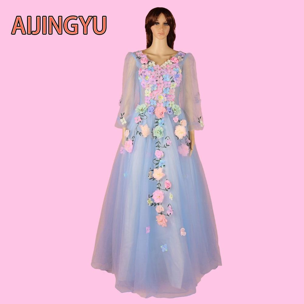 AIJINGYU 2018 New Free Shipping Color Flower Sexy Women