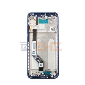 Image 4 - Per xiaomi Redmi Nota 7 display LCD touch screen digitizer Assembly con telaio per redmi note7 pro lcd parti di riparazione