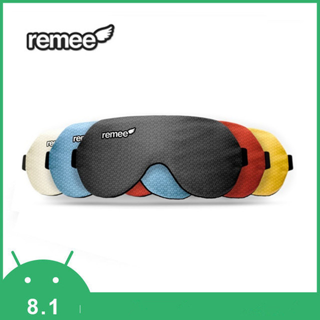 US $15 99  Remee Lucid Dream Mask Smart Dream Machine Maker Led light Remy  Patch Dreams Sleep eyeshade Masks Inception Lucid Dream Control-in Home