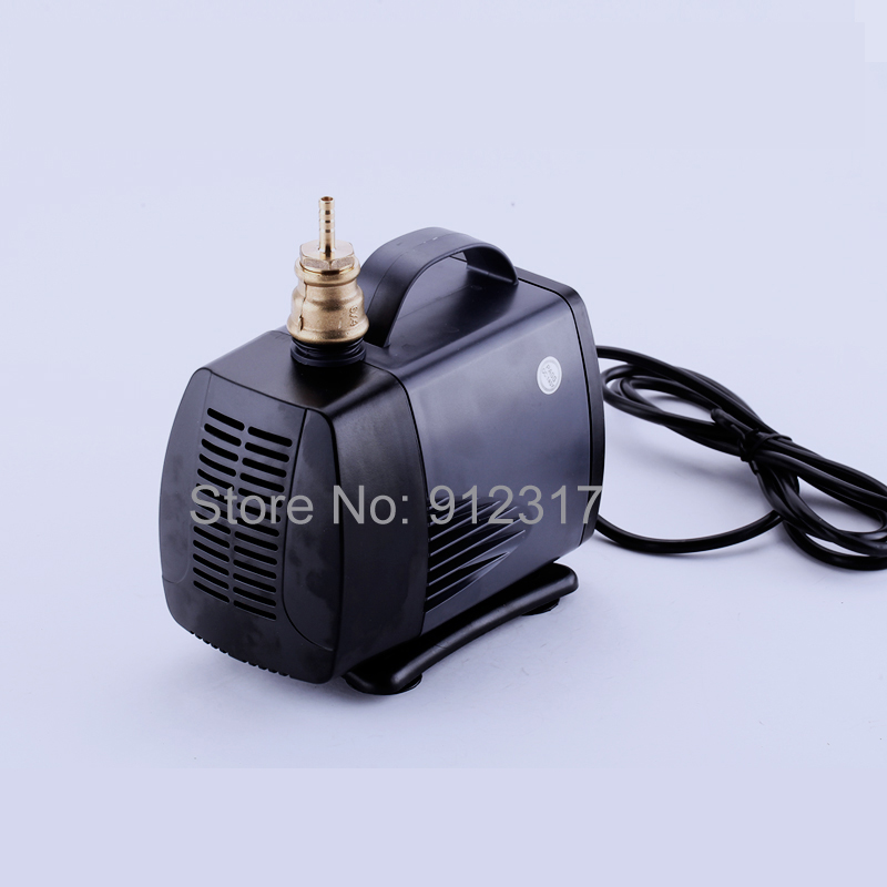 60w 3M Water Pump 3000L/H 220V For Cnc Router Spindle Motor
