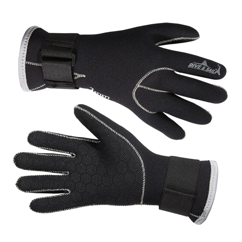 Dive&Sail 3mm Neoprene Diving Gloves High Quality Gloves for Swimming Keep Warm Swimming Diving Equipment Free Shipping