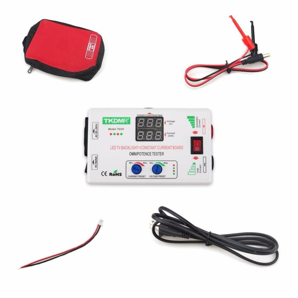 TKDMR 0 330V Smart Fit Manual Adjustment Voltage TV LED Backlight Tester  Current Adjustable Constant Current Board LED Lamp Bead-in Voltage Meters  from ...