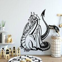 Creative Pterosaurs Home Decor Vinyl Wall Stickers vinyl Art Decoration DIY