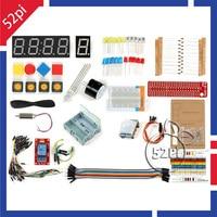52Pi GPIO DIY Starter Kit for Raspberry Pi 3 Model B