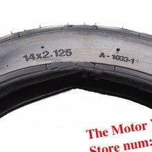 14x2,125 шины и внутренний для шин 14 10-дюймовые шины для Ninebot один A1 Одноколесный гироскутер Электрический самобаланс Моноцикл Ховерборд