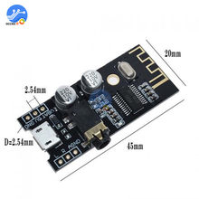 MH-MX28 inalámbrico Bluetooth Audio receptor módulo MP3 sin pérdida decodificador kit HiFi estéreo altavoz MX28 DIY Kit(China)
