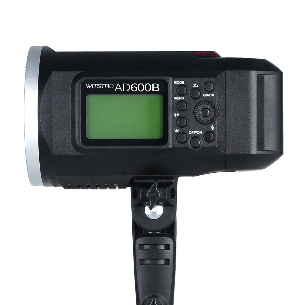 Free DHL Godox Wistro AD600B TTL All-in-One Powerful Outdoor Flash with 2.4G X System Build-in 8700mAh Li-on Battery