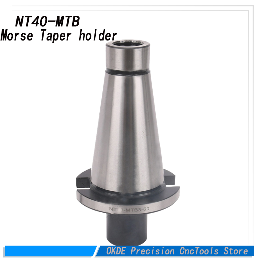 NT40 MTB1 MTB2 MTB3 MTB4 MT3 MT2 MT4 taper morse holder MTB Morse Taper drill bit 1pcs morse taper sleeve adapter mt3 to mt2 morse taper adapter reducing drill sleeve