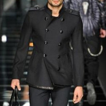 Dinner Jacket Groom Dress Wedding-Blazer Black Unique-Design Men's Double-Breasted Latest