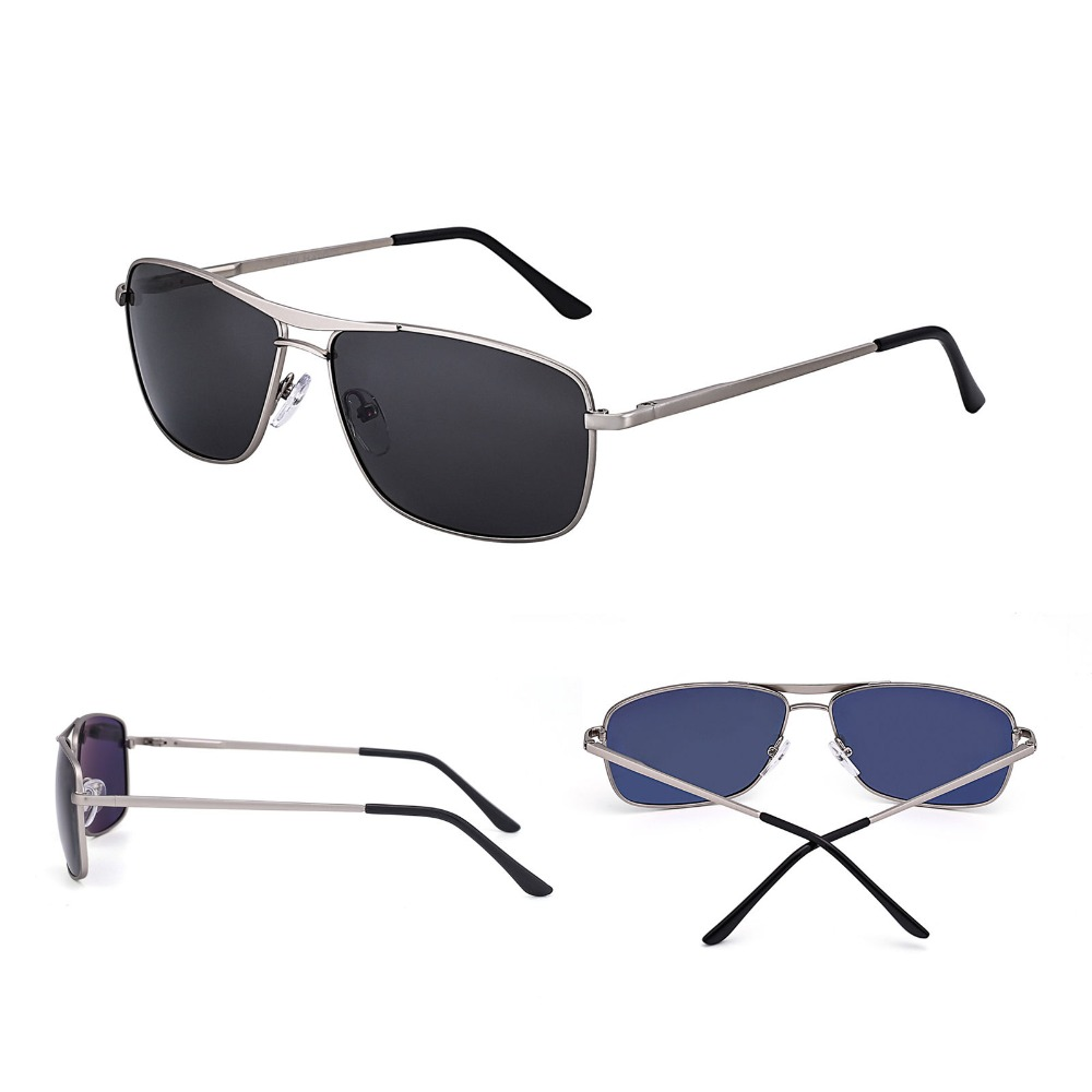 JM Wholesale 10PCS LOT Bulk Lightweight Spring Hinge Polarized Aviation Sunglasses Men Sun Glasses Driving Fishing in Men 39 s Sunglasses from Apparel Accessories