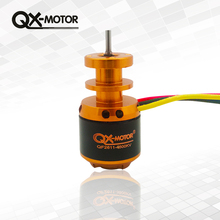 QX-MOTOR QF2611 4500kv 3S Brushless Motor For RC Airplane 64mm Ducted Fan Jet EDF DIY Drone Parts