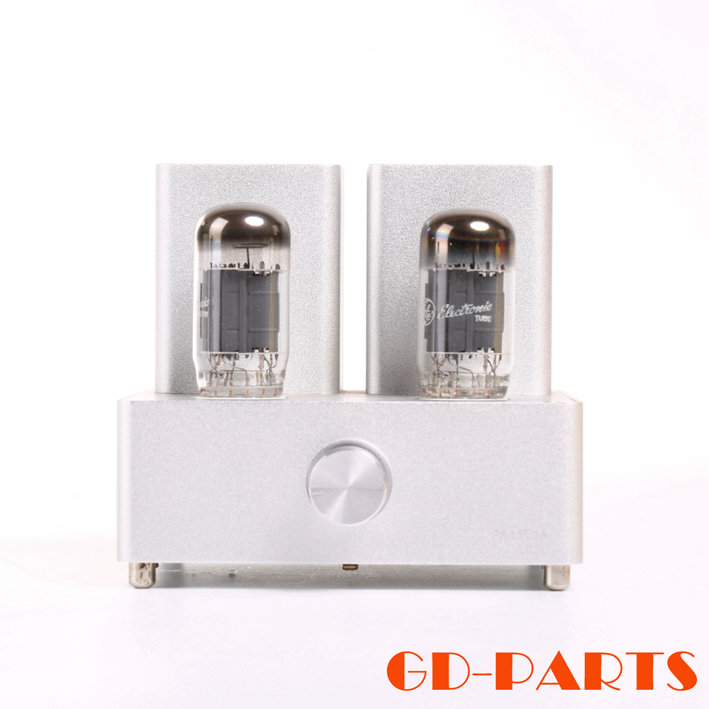 APPJ PA1501A 6AD10 MINI Tube Amplifier HIFI Desktop Home Audio 3.5W+3.5W GD-PARTS Valve Tube AMP 1PC brand new appj pa1601a vintage mini 6j1 6p4 tube amplifier desktop wifi usb sd card player 3w 3w silver