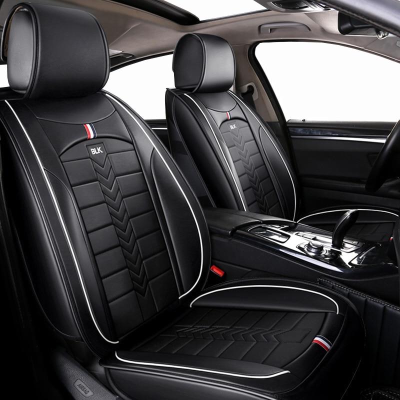 automobiles leather universal car seat cover for honda crosstour cr v crv 2007 2008 2007 2011. Black Bedroom Furniture Sets. Home Design Ideas