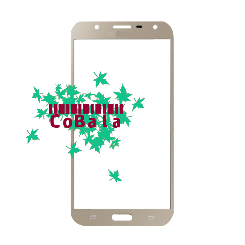 LOVAIN 10Pcs/Lot for Samsung Galaxy J7 nxt Neo J701 Front Glass 5.5 Touch Screen LCD Outer Panel Lens