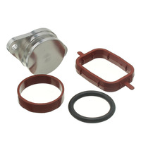 Car Gasket Kit Engine Intake Manifold Seal Flap Blanking Plates Durable For BMW E38 E39 XR657