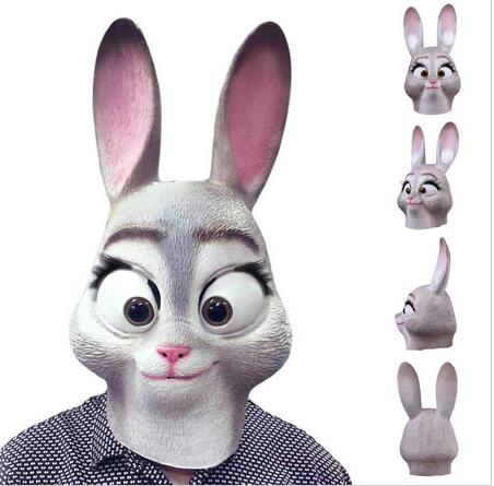 Mask Rabbit Zootopia Lilangeni 1