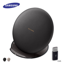 Фотография [Original SAMSUNG Qi Wireless charger], note 8 S8 S8+ plus for Galaxy s7 s7 edge SM-G9500 Fast Charger EP- PG950 with Ventilator