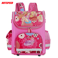 New Winx Club School Bag Orthopedic Girls Princess Butterfly School Backpack Boys Children Mochila Infantil Bookbags