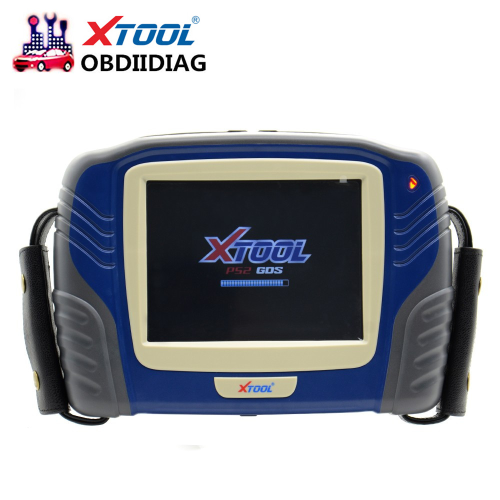 100 original xtool ps2 gds gasoline universal car diagnostic tool update online with carton box