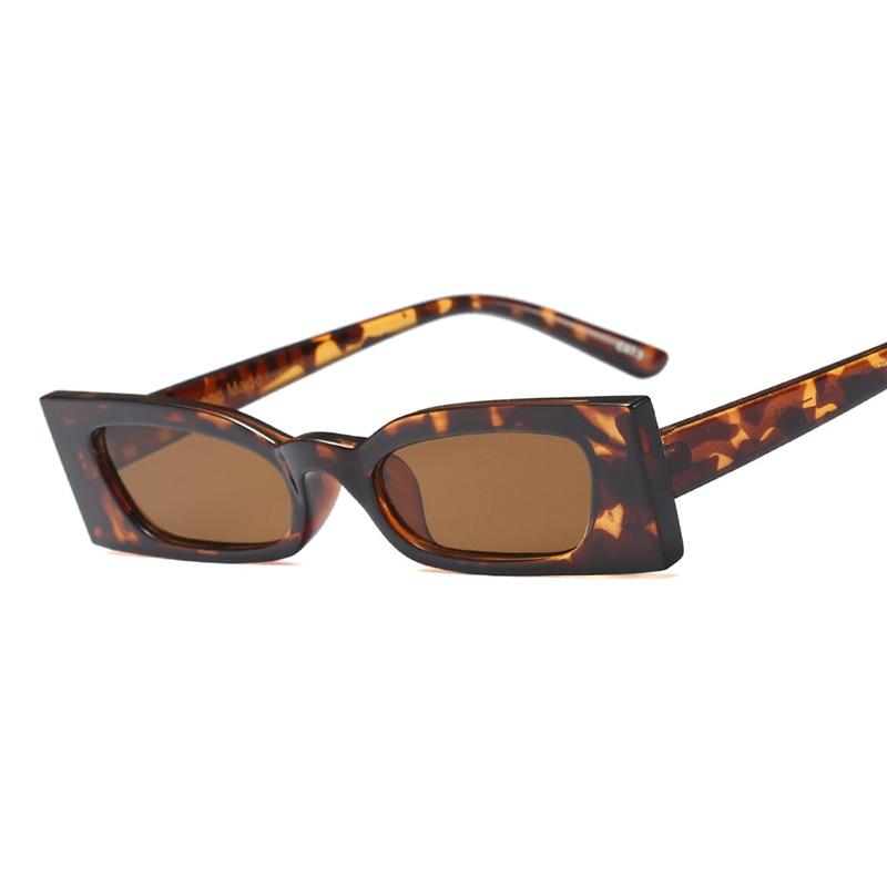 MOLNIYA New Vintage Rechteck Sonnenbrille Frauen Katzenauge Full - Bekleidungszubehör - Foto 5