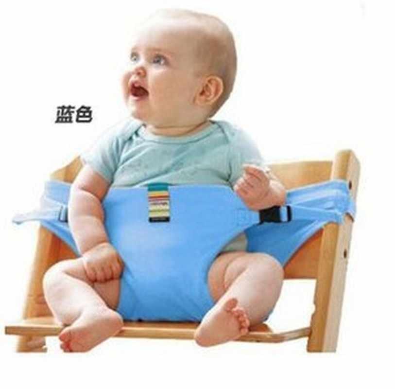 Детское кресло портативное сиденье обеденный стул ремень безопасности детское раскладное кресло для кормления сиденье для малышей детский ремень безопасности для мальчиков и девочек