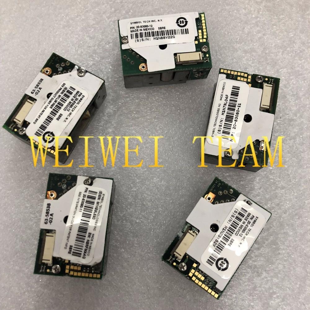 5pcs/lot Used 20-56885-01 SE1224 Laser Scanner Scan Engine Head For Symbol MC9090-G MC9060-G Barcode scanner Reader