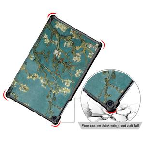 Image 5 - Slim Shell Case Voor Samsung Galaxy Tab Een 10.1 2019 Lichtgewicht Stand Cover Voor Samsung Galaxy Tab Een 10.1 inch T510 T515 Tablet