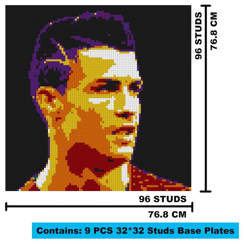 Pixel Art Football France