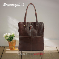 YISHEN Real Leather Large Capacity Women Shopping Bags Genuine Cow Leather Women Handbags Vintage Casual Female Totes YD 8071