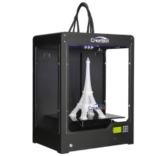 DEPlus03 Large Build Size 400*300*520 mm Triple Extruder Metal Frame Printer 3d CreatBot 2KG Filaments PLA ABS 3.0mm