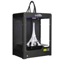 DEPlus03 Large Build Size 400*300*520 mm Triple Extruder Metal Frame Printer 3d CreatBot 2KG Filaments PLA ABS 3.0mm