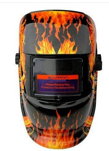 все цены на  LMM Skull Solar auto darkening TIG MIG MMA electric welding mask/helmet/welder cap/welding lens for welding machine  онлайн