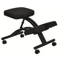 Ergonomically Designed Knee Chair With Casters And Memory Foam Office Kneeling Chair Ergonomic Posture Chair Design