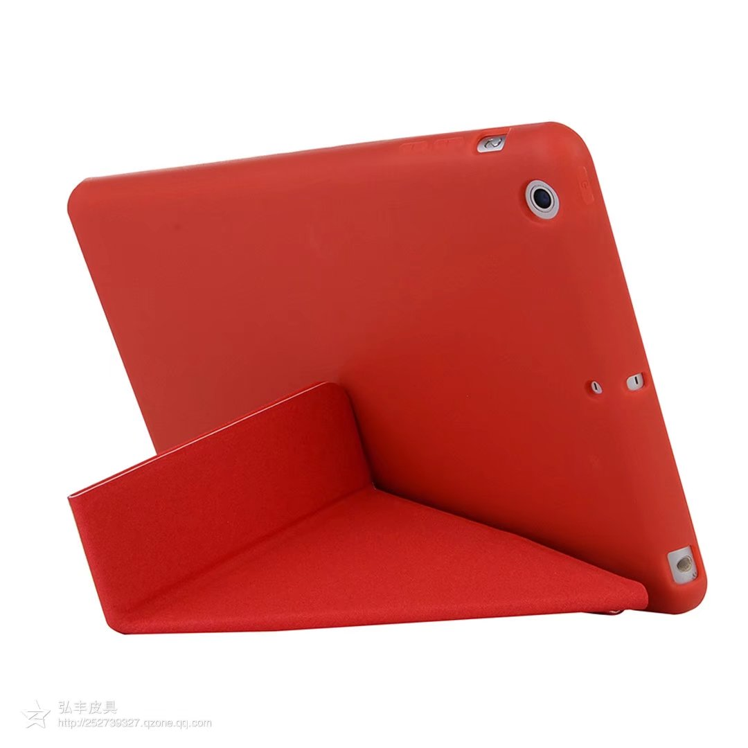 For iPad mini 1 2 3 Case TPU Back Cover Case for Apple iPad mini2 Mini3 Tablet PU Leather Smart Cases Cover Auto Sleep Wake