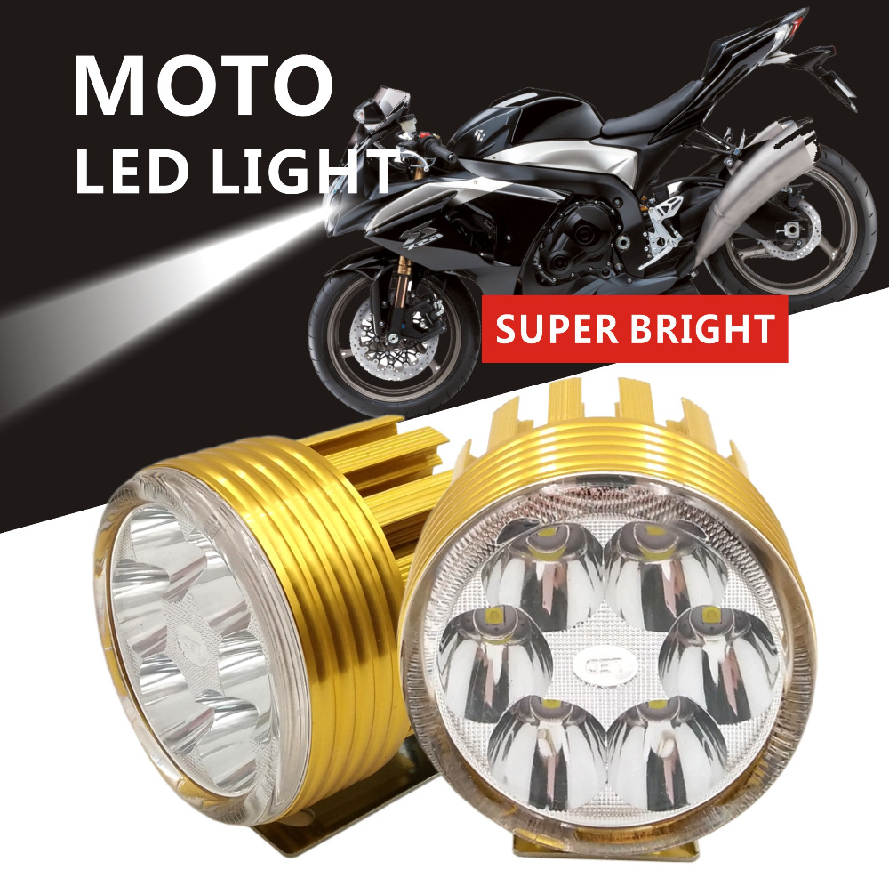 2pieces motorcycle led headlight mortar 3200lm u5. Black Bedroom Furniture Sets. Home Design Ideas