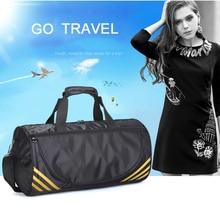 Men super WaterProof Travel Bags Nylon Large Capacity Women handbag fitness Hand Luggage bag Packing Cubes Organizer