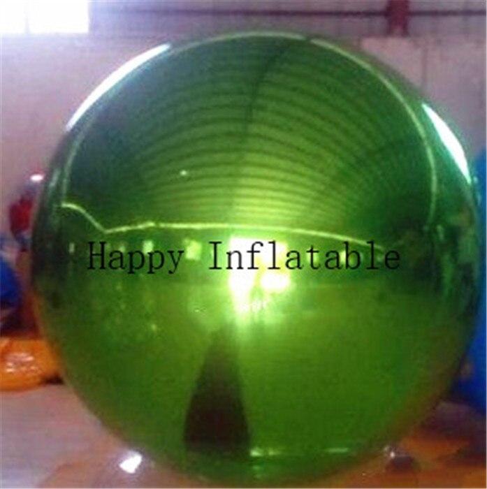 Igračke za napuhavanje 5colors Popularna gumena zrcala za - Zabava na otvorenom i sportovi - Foto 5