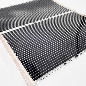 400W/m2 High Temperature Sauna Stone Heat Infrared Heating Film(China)
