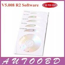 Nueva WOW Snooper Software V5.008 R2 Keygen Activador de CD/Disco/DVD Accesorios para TCS CDP Pro ODB2 OBD coches Camiones Herramienta de Diagnóstico