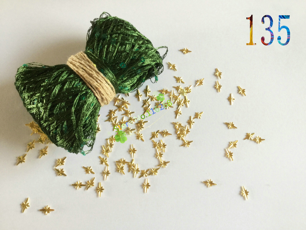 15 pieces15 g sequins yarn shiny yarn the characteristic line 22 25 26 35 ccuart Gallery