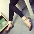 Бесплатная доставка удобные плоские туфли Балетки обувь большого размера обуви квартир Женщин-703-30