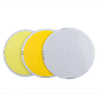 50W COB LED Ultra Bright Warm Pure White Blue Red Round LED COB Lamp Chip On