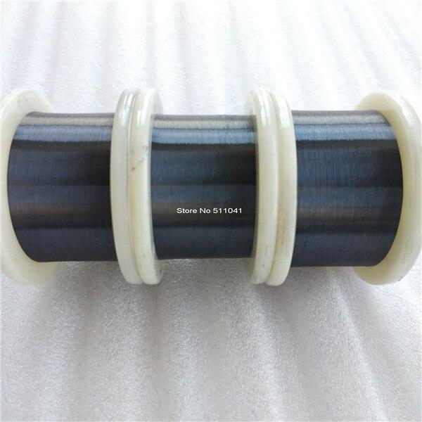 Ultra thin tungsten wire , fine tungsten wire W1 W>99.96%  wire diameter of 0.0245mm ,1kg wholesale price,free shipping