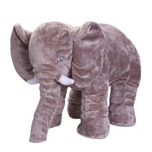 Оптовая цена Детские Слон Подушка Дети Сна Подушка Детская Кроватка Складные Детские Куклы Подушки Сиденья Детские Игрушки