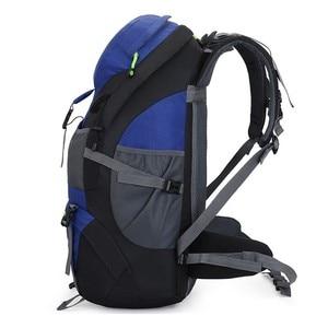 Image 3 - 50L Camping กระเป๋าเป้สะพายหลังเดินป่ากันน้ำ Trekking กระเป๋าผู้ชาย/ผู้หญิงเดินทางกลางแจ้งขี่จักรยาน Daypacks Mountaineering กระเป๋าเป้สะพายหลัง