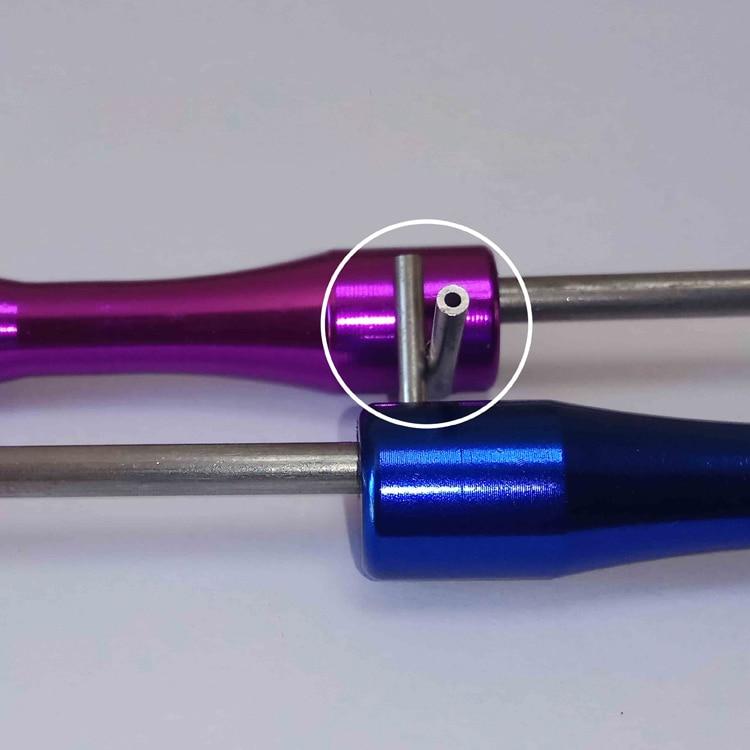 Aluminium Tintenfischmesser Edelstahl Calamary Fisch Werkzeuge - Angeln - Foto 3